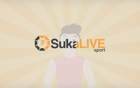 SukaLIVE Promotion Motion Graphic